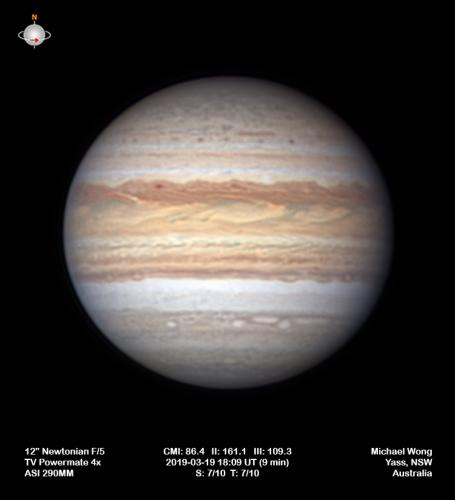 Jupiter 2019