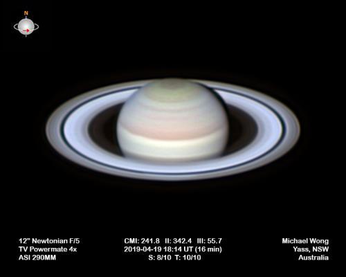 Saturn 2019