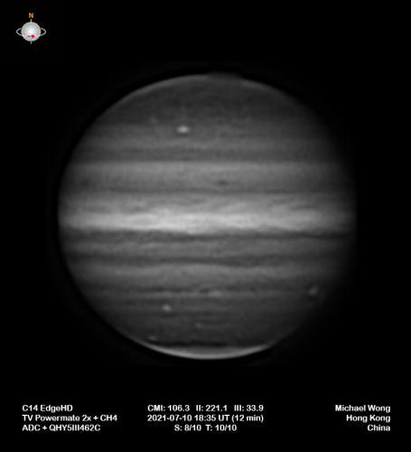 2021-07-10-1835 0-023018 Jupiter pipp lapl6 ap47 Drizzle15 ps