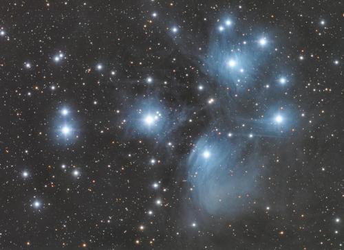 M45 LRGB